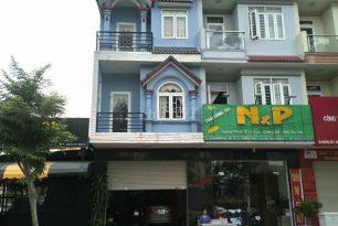 Cho thuê nhà MT  –P. Linh Xuân, Quận ThủĐức