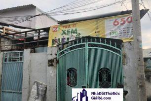 Nắm chủ bán nhà hẻm 803 ,phường Linh Tây,Quận ThủĐức