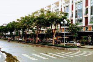 Cho thuê nhà 2 mặt tiền đường lớn,P. Hiệp Bình Phước, Quận ThủĐức