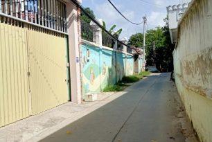 Cần bán đất tặng nhà nhỏ ,phườngHiệp Bình Chánh,Quận ThủĐức