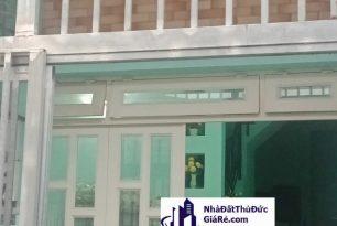 Cần bán nhà đườg 49,phườngHiệp Bình Chánh,Quận ThủĐức
