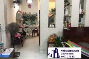 Cho thuê nhà nguyên căn HXH đường số 6, P.Linh Tây, Quận ThủĐức