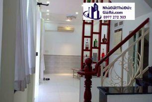 Cho thuê biệt thự MT đường số 7, KDC Phú Nhuận HB Chánh