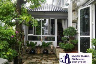 Cho thuê biệt thự MT đường số 22 –Phạm VănĐồng, Quận ThủĐức