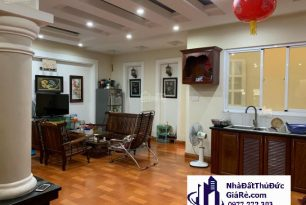 Cho thuê biệt thự sân vườn đường Tô Ngọc Vân, Quận ThủĐức