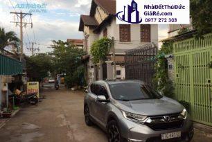 Cho thuê nhà biệt thự HXH đường số 4 – P. Trường Thọ, Quận Thủ Đức