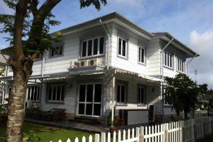 Cho thuê biệt thự Garden Home, P. Hiệp Bình Phước,Quận Thủ Đức