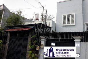 Cho thuê nhà nguyên căn đường 12m–P Hiệp Bình Chánh , Quận ThủĐức