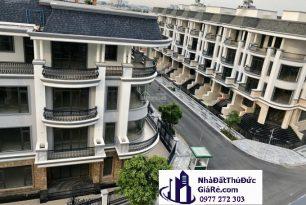 Cho thuê nhà MT với thiết kế bán cổ điển cực đẹp,P. Hiệp Bình Phước, Quận Thủ