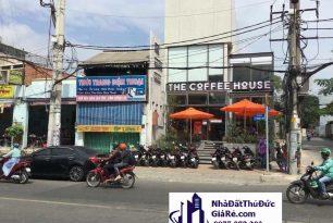 Cho thuê nhà MTđường Dân Chủ , P Bình Thọ ,Quận ThủĐức