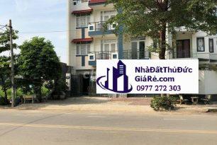 Cho thuê nhàđường số 6 KDC Bình Chiểu –P. Bình Chiểu,Quận ThủĐức