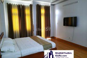 Cho thuê nhà MTđường 16,P Hiệp Binh Chánh ,Quận ThủĐức