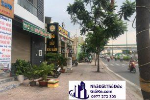 Cho thuê nhànguyên cănMT đường Phạm Văn Đồng, P. Linh Đông , Quận ThủĐức