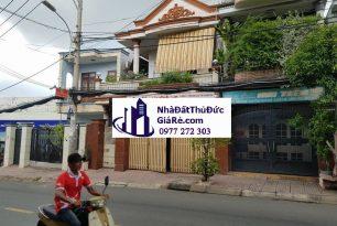 Cho thuê nhà nguyên căn MT đường lớn –P. Tam Phú,Quận ThủĐức