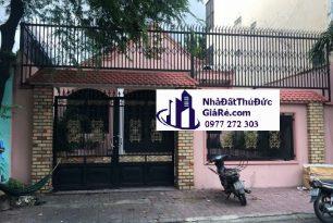 Cho thuê nhàMT Gò Dưa –P. Tam Bình,Quận ThủĐức