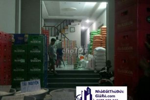 Cho thuê nhà nguyên cănMTđường Quốc lộ 13 -P.Hiệp Bình Phước, Quận Thủ Đức