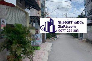 Cho thuê nhà1 trệt, 3,5 lầu–P. Tam Bình,Quận ThủĐức