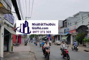 Cho thuê nhàMT Tô Ngọc Vân , P. Tam Phú,Quận ThủĐức