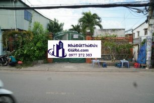 Cho thuê nhàMT đường số 2, P. Hiệp Bình Phước,Quận Thủ Đức