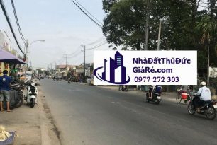 Cho thuê mặt bằngMT đường TL 43 P. Bình Chiểu,Quận ThủĐức