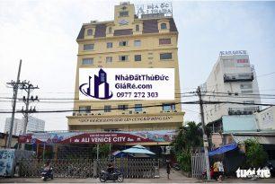 Cho thuê tòa nhà địa ốc Alibaba – P. Hiệp Binh Chánh ,Quận ThủĐức