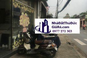 Cho thuê mặt bằngMT Tô Ngọc Vân , P. Tam Phú,Quận ThủĐức