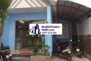 Cho thuê nhà2 MT Phạm Văn Đồng , P.Linh Tây,Quận ThủĐức