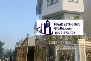 Cho thuê nhàMT đường, mới xây, P. Bình Chiểu,Quận ThủĐức