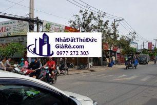 Cho thuê nhàMT đường Hiệp Bình –P. Hiệp Bình Chánh,Quận ThủĐức
