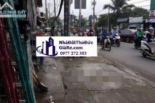 Cho thuê mặt bằng MT tỉnh lộ 43 –P. Tam Bình,Quận ThủĐức