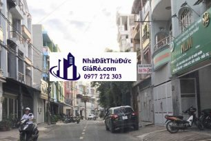 Cho thuê nhàMT đường Hoàng Diệu 2, P. Linh Chiểu,Quận ThủĐức