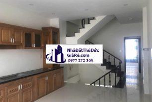 Cho thuê nhàMT đường 12 –P. Linh Trung ,Quận ThủĐức