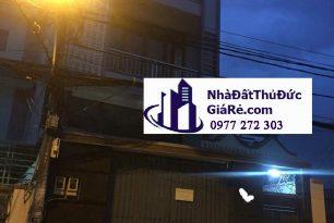 Cho thuê nhàMT đường 17, P. Hiệp Bình Chánh,Quận ThủĐức