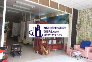 Cho thuê nhàMT đường Lê Thị Hoa, P. Bình Chiểu,Quận ThủĐức