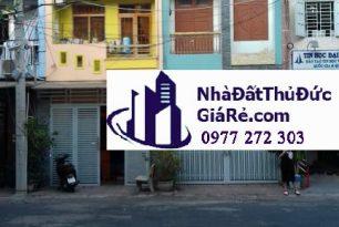 Cho thuê nhàMT đường 23, P. Linh Chiểu,Quận ThủĐức