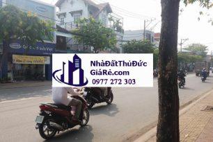 Cho thuê nhàMT Đặng Văn Bi , P Bình Thọ ,Quận ThủĐức