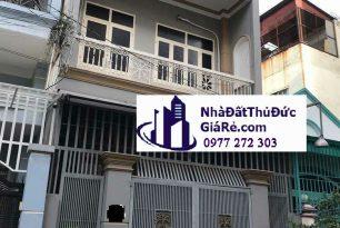 Cho thuê nhàđường Hoàng Diệu 2 , P. Linh Chiểu,Quận ThủĐức