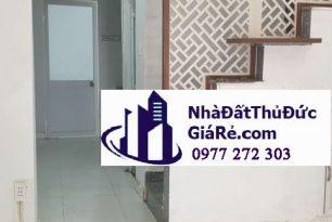 Cho thuê nhàHXH đường Linh Đông ,P.Linh Đông,Quận ThủĐức