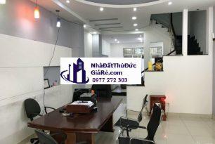 Cho thuê nhàMT đường khu dân cư Sông Đà ,P. Hiệp Bình Chánh,Quận ThủĐức