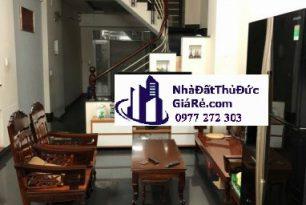 Cho thuê nhàđường số 22 , P. Linh Chiểu,Quận ThủĐức
