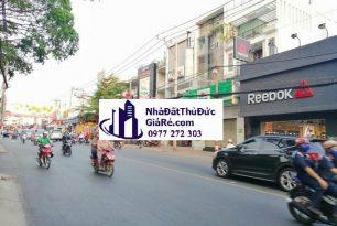 Cho thuê MBVõ Văn Ngân, P. Trường Thọ ,Quận ThủĐức
