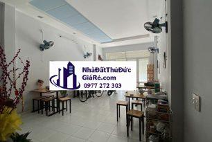 Cho thuê nhàđường số 4 , P. Linh Chiểu,Quận ThủĐức