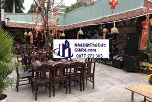 Cho thuê mặt bằngkinh doanh 1600m2, P Bình Thọ ,Quận ThủĐức