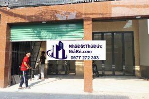 Cho thuê mặt bằngMT đường số 9 –P. Linh Trung ,Quận ThủĐức