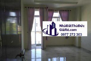 Cho thuê nhàHXH đường 24 ,P.Linh Đông,Quận ThủĐức