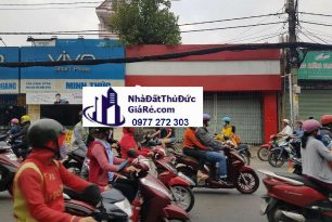 Cho thuê mặt bằngThủĐức. MT Tỉnh lộ 43 –P. Tam Bình.