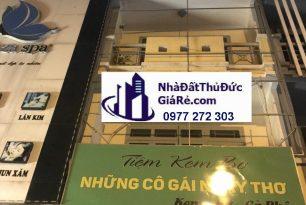 Cho thuê nhàThủĐức.MT Phạm Văn Đồng,P.Linh Đông