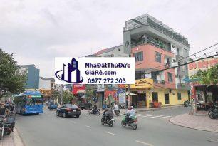 Cho thuê nhàThủĐức. MT đường Hoàng Diệu 2 , P. Linh Chiểu.