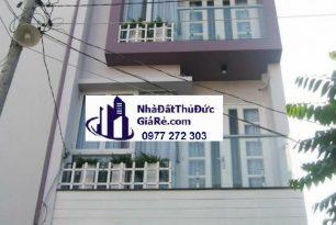 Cho thuê nhàThủĐức. MT đường Phạm Văn Đồng ,P. Linh Xuân.