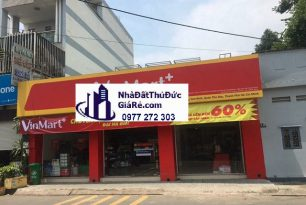 Cho thuê mặt bằngquận ThủĐức.MT đường Phú Châu –P. Tam Bình.